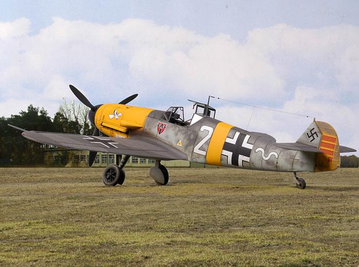 メッサーシュミット Bf109の画像 p1_25
