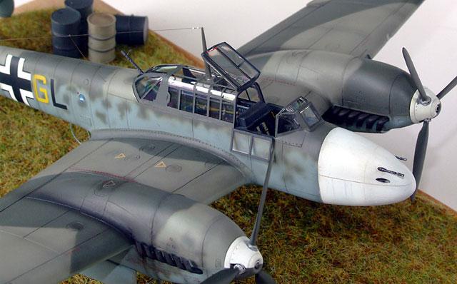 Fujimi 5A26 Messerschmitt Bf 110 C 1:48 Neu und eingetütet