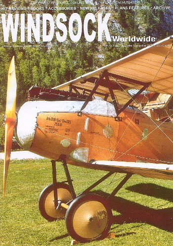windsock worldwide magazine vol 23 no 6 review by rob