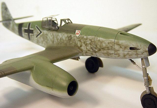 Messerschmitt Bf 109 Tl By Greg Goheen Antares 1 48
