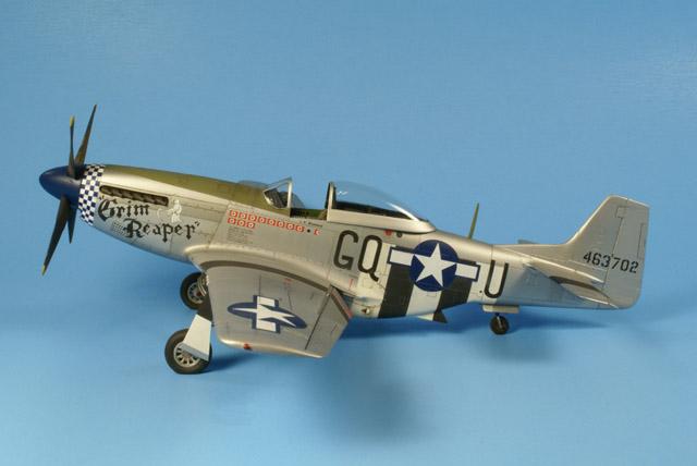 Tamiya P-51D Mustang 1//48