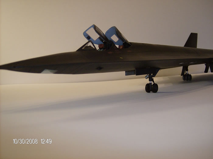 Building the SR-71 and its Variants in 1/48 scale by Don Fogal