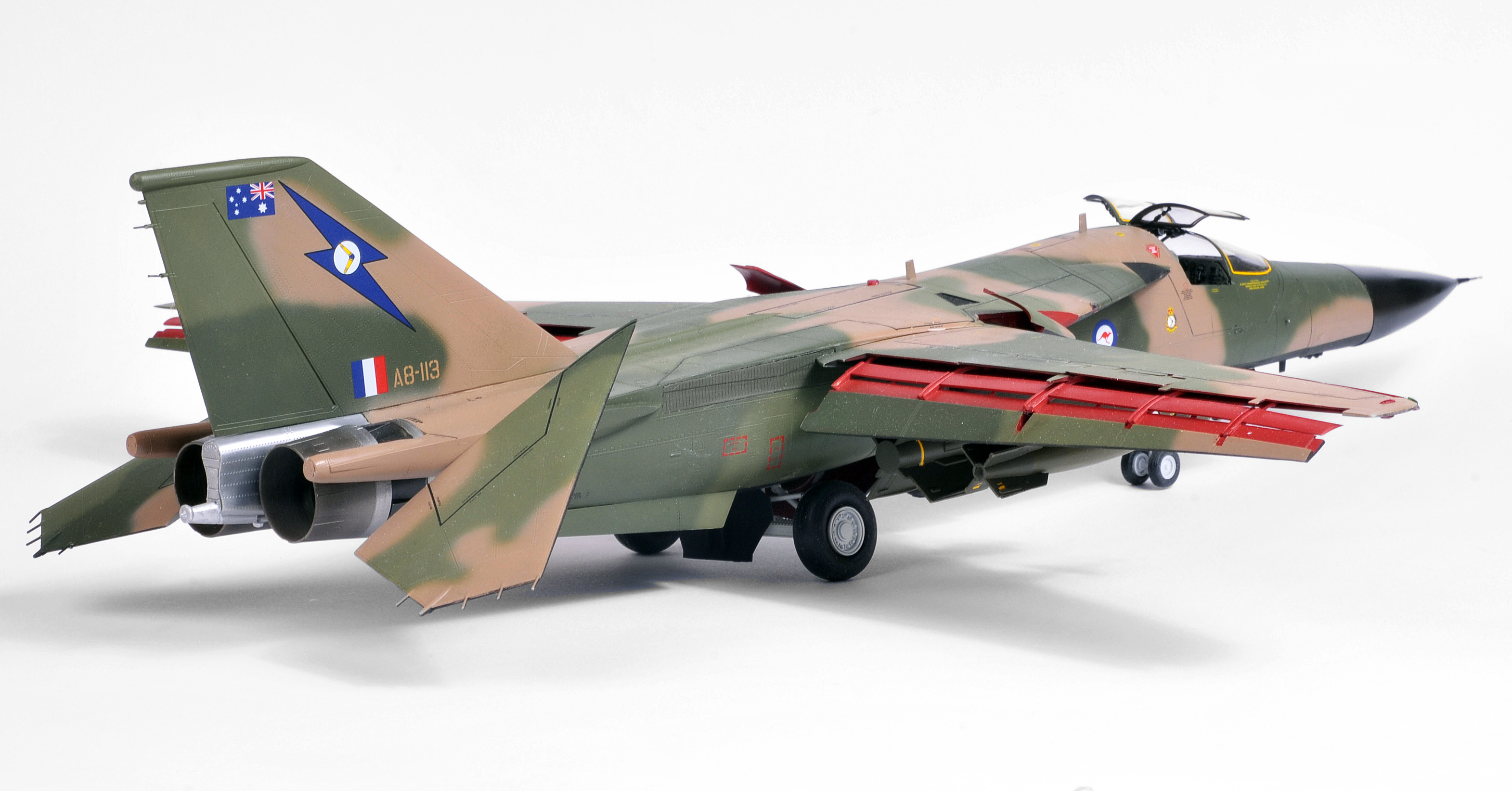 Hobby Boss 1/48 scale F-111C by Mick Evans: Image
