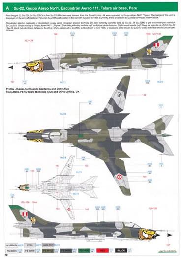Su 22 Su 17m3 Fitter Review By Rob Baumgartner Eduard 1 48