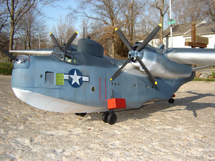 Scratch Built 1 32 Scale Pbm 3d Mariner By Ron Denning