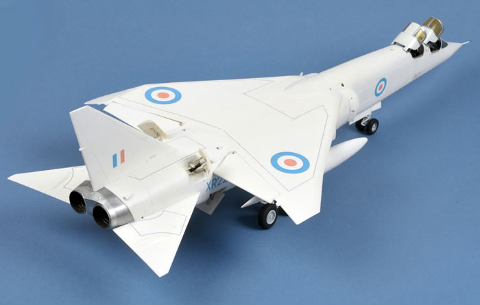 Airfix S 1 48 Scale Bac Tsr 2 By Mick Evans