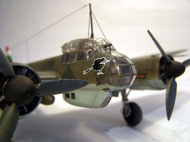 Junkers Ju88A-4 Hasegawa 1//72 Complete /& Unstarted.