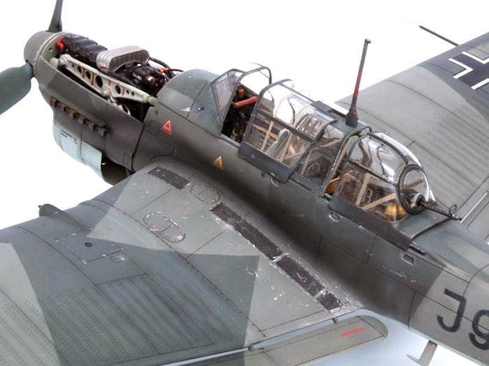 airfix 1  24 scale ju 87 b