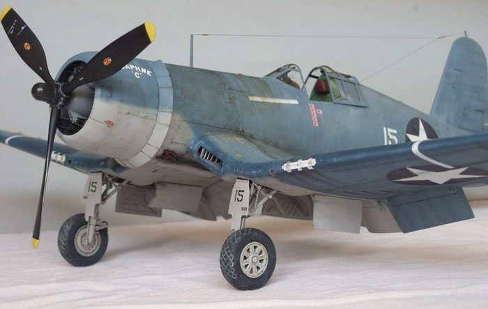 Tamiya 1 32 F4u 1 Corsair By Ron O Neal