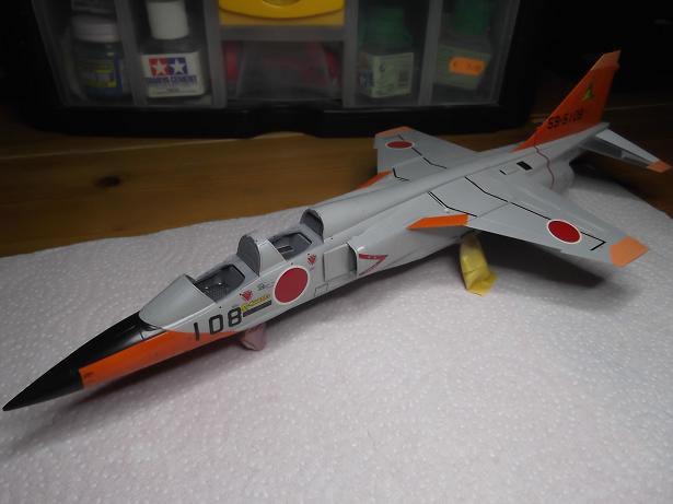 1//48 Mitsubishi T-2