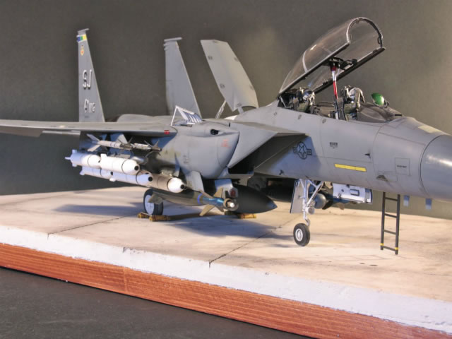 Tamiya 1 32 F 15e Strike Eagle By Przemyslaw Przybulewski