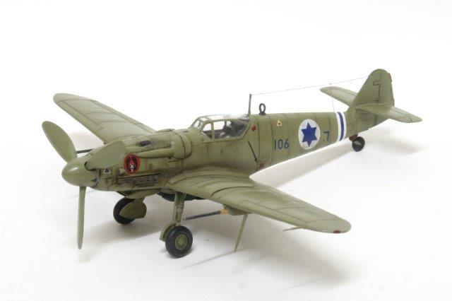 AZ Models 1//72 KPM0006  Avia S-199 /'Messer//Sakin/' KPM