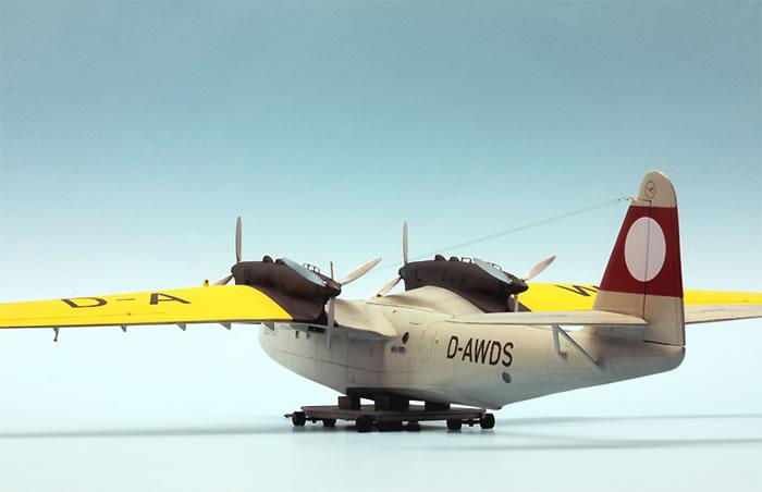 Amodel 1 72 Scale Dornier Do 26 V 2 By Roland Sachsenhofer