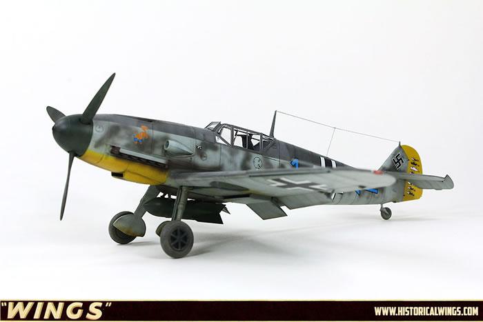 Eduard 1 48 Scale Messerschmitt Bf 109 F 4 By Ayhan Toplu