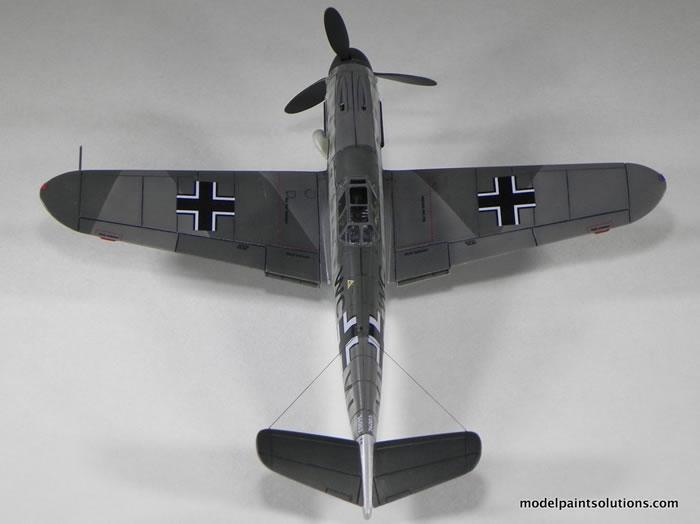 """AZ Model AZ7545 1//72 Messerschmitt Bf 109G-0 /""""V-Tail/"""""""