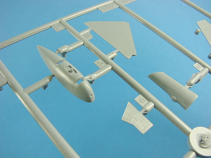 Special Hobby Kit No  SH32070 - Hawker Tempest Mk V Hi-Tech 2 Review