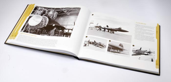 Lockheed SR-71 Blackbird – The Illustrated History of