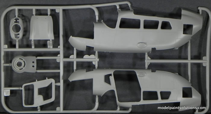 620 Roden Model kit 1//32 0-2A Skymaster USAF Multi Purpose Light Aircraft