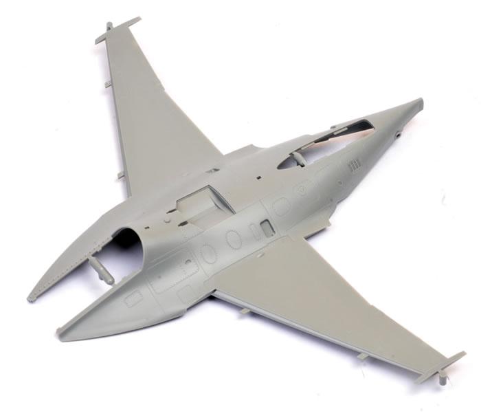 Kinetic Gold Kit No  K48063 - M-346 Master Advanced Fighter
