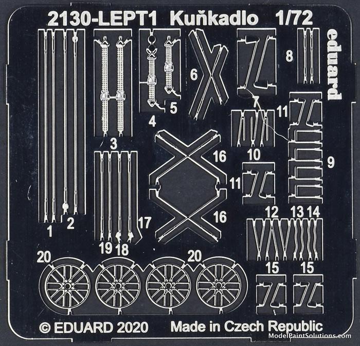 Eduard Edua2130 Kuňkadlo 1//72