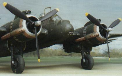 Cac Beaufighter 21 By Brett Green Tamiya 1 48