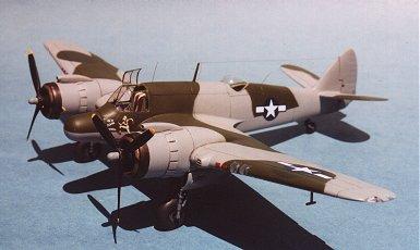 Bristol Beaufighter By Alex Bernardo Matchbox 1 72