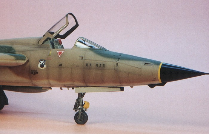 F 105d By David Aungst Revell Monogram 1 48