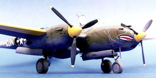 P 38f Lightning