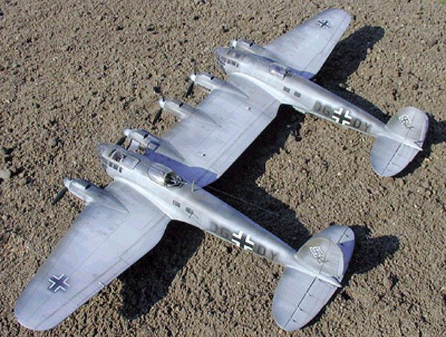 Tamiya German Luftwaffe WWII 1/48 Messerschmitt Bf109E-4/7