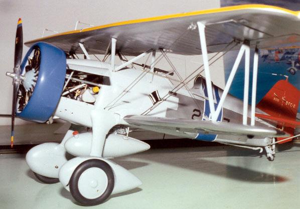 Curtiss Bfc 2 Goshawk By Arlo Schroeder Scratchbuilt 1 16