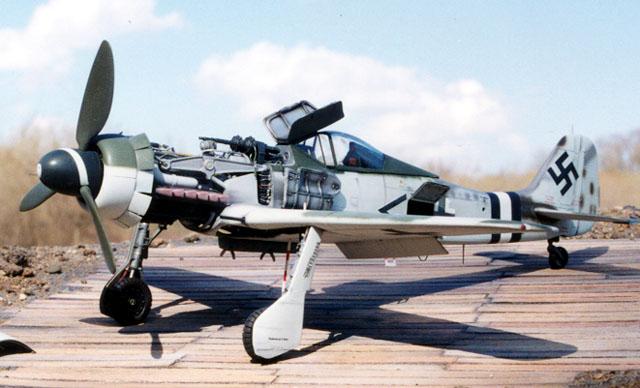 Modell of the monat Juli 2017 - Focke-Wulf Fw 200 Condor