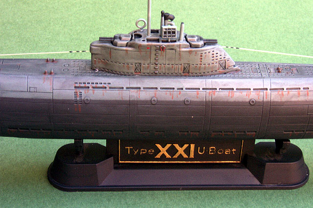 type xxi u boat by glen porter dragon 1 350