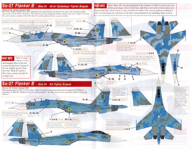 LH32007 Inst 2 iraqi fighters special edition decal review by ken bowes (linden su-27 em diagram at crackthecode.co