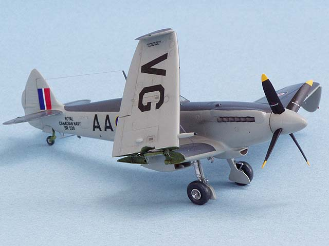 Seafire Mk Xv By Bernie Hengst Cmr 1 72