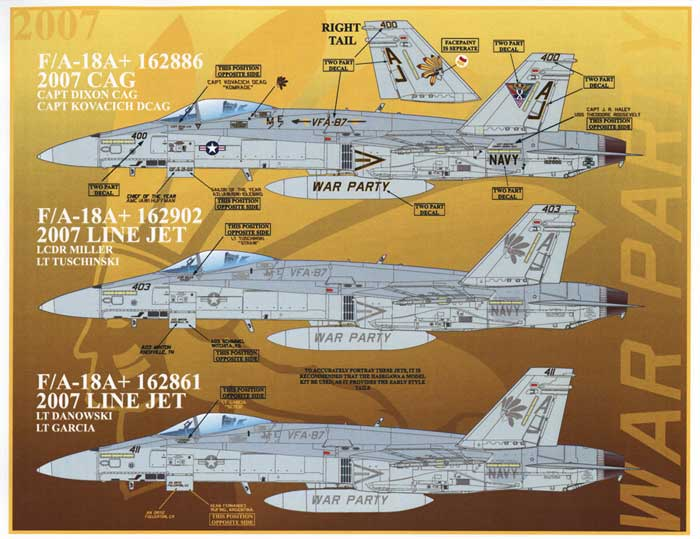 golden warriors f a 18 decal review by rodger kelly afterburner decals 1 48