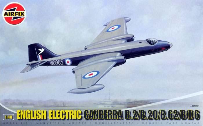 English Electric Canberra B 2 Review By Brett Green