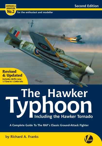 Valiant wings publications airframe miniature no2 the hawker valiant wings publications airframe miniature no2 the hawker typhoon including the hawker tornado a complete guide to the rafs classic thecheapjerseys Choice Image