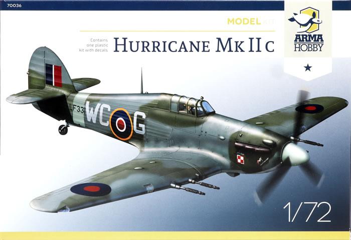 Hurricane Mk.IIC