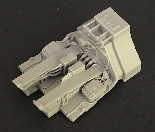 Eduard Accessories 632060-1:32 Fw 190F-8 Mg 131 Mount For Revell Resin Bausa