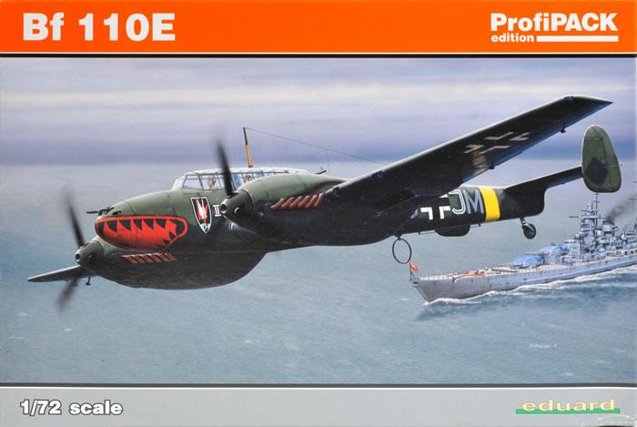 Messerschmitt Bf 110 E Review By Brett Green Eduard 1 72