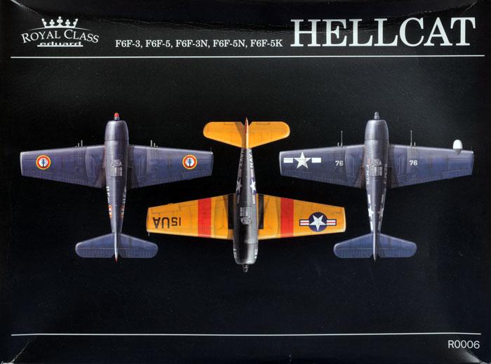 Hellcat Royal Class Review by Brett Green (Eduard 1/48)