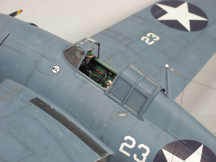 Trumpeter S 1 32 Scale F4f 4 Wildcat By Ron O Neal