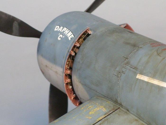 Tamiya 1/32 F4U-1 Corsair by Ron O'Neal
