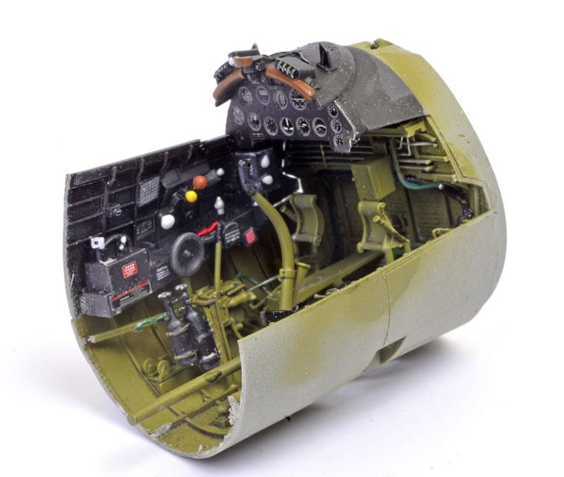 tamiya 1 32 corsair instructions