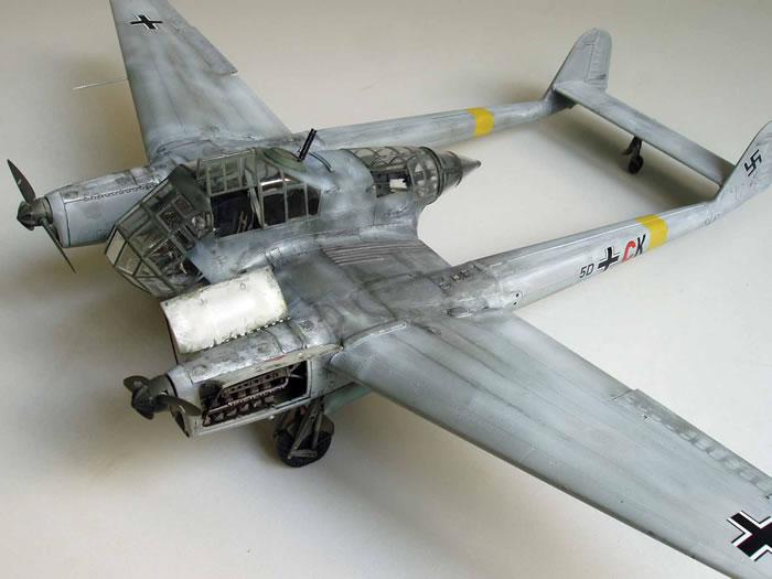 Fw 189 A-2 by Rafi Ben-Shahar (Great Wall Hobbies 1/48)