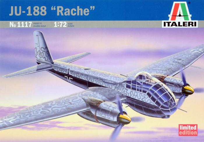 Junkers Ju 188 A 1 E 1 Review By Glen Porter Italeri 1 72