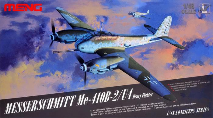 Fly model N52 Me-410