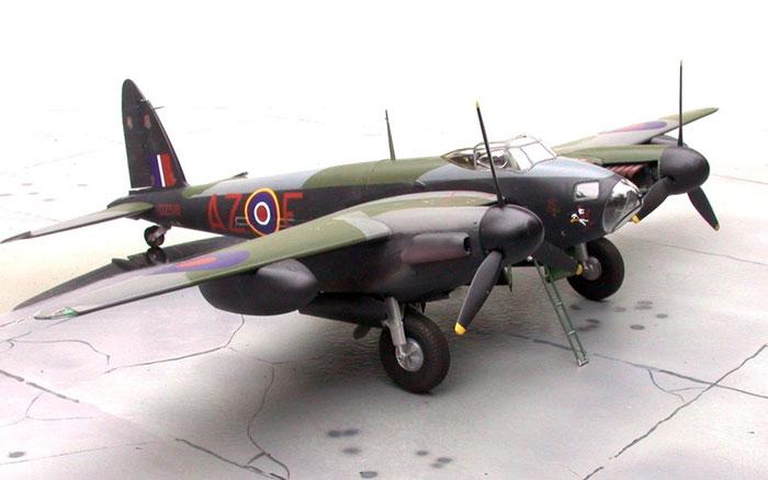 De Havilland Mosquito B Mk Iv Pr Image 1