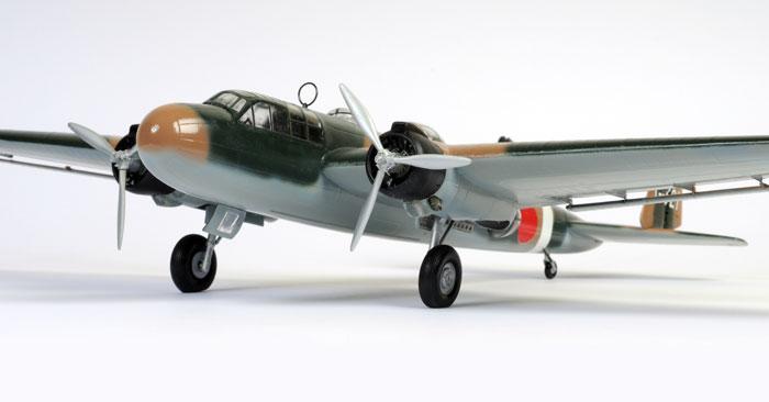 Mitsubishi G3m Nell By Mick Evans Koster Aero Enterprises