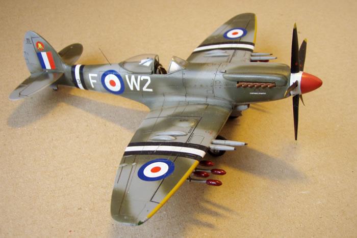 JAYS Hobby 1//72 Spitfire Mk.5 Vacuum Form Canopy